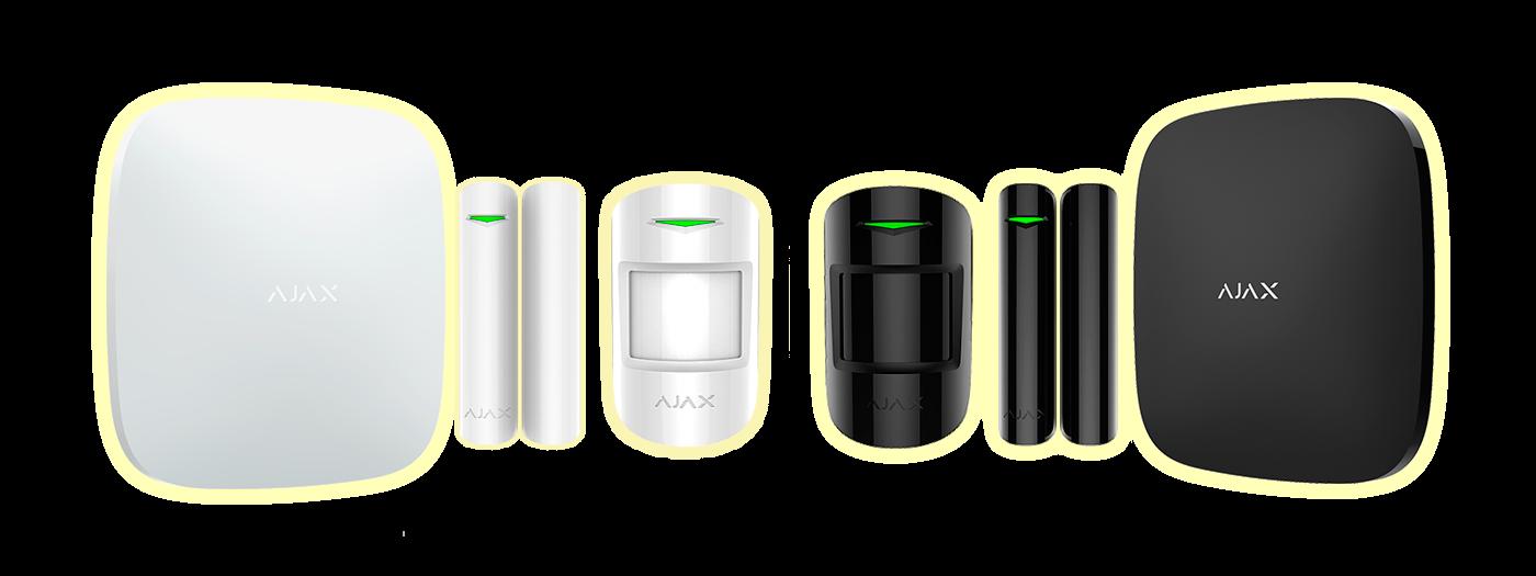 SIstem alarma wireless AJAX
