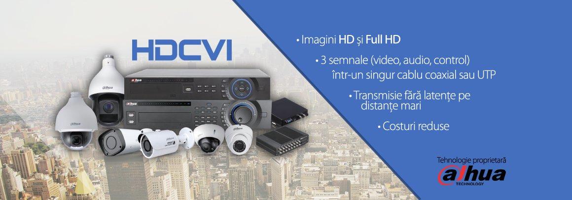 Sisteme HDCVI