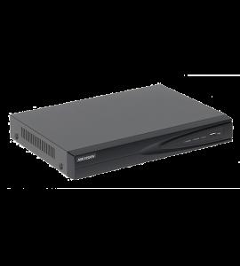 NVR 4 canale IP, Ultra HD rezolutie 4K - 4 porturi POE - HIKVISION DS-7604NI-K1-4P(B)