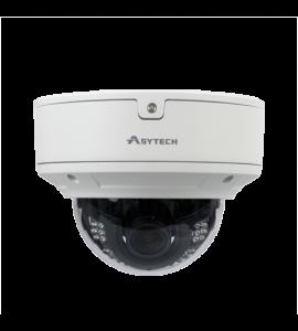 Camera supraveghere dome AHD rezolutie 4MP, lentila 3.3-12 mm - ASYTECH VT-A54DV30-4V