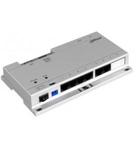 Switch PoE Videointerfonie Dahua VTNS1060A