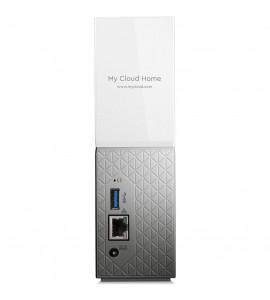 Personal Cloud Storage WD My Home 2TB Gigabit Ethernet, USB 3.0, Alb